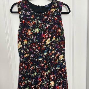 Colorful, A line, Gap dress
